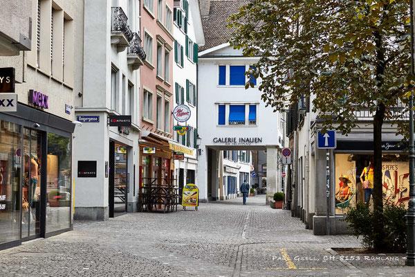 Zürich - Schifflände - #3271