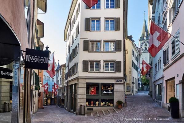 Zürich Altstadt Strehlgasse