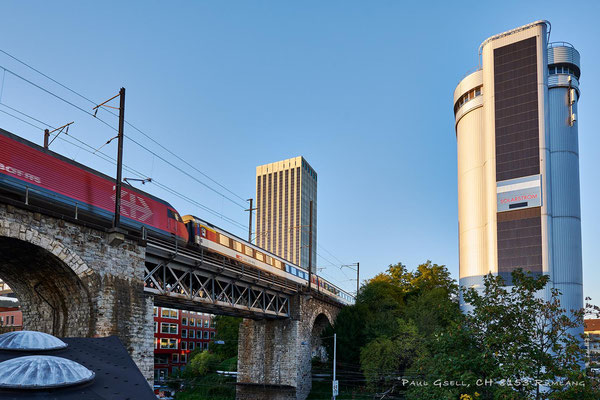 Aussersihler Viadukt - #3035