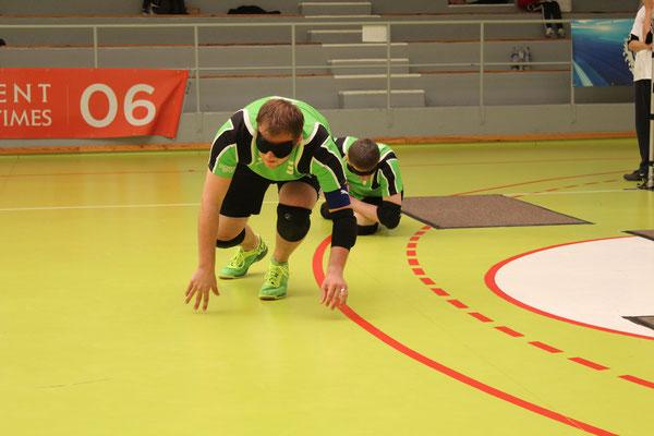 Martää und Jonas in der Abwehr