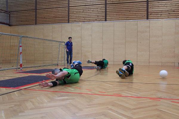 TB Glarus 11 in der Abwehr