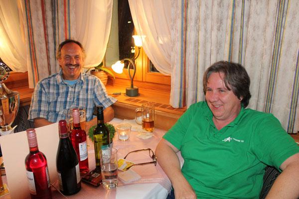 Alexander (SV Hoffeld) und Lisbeth