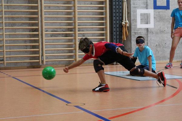 Simon für das Team Lendenmann im Einsatz am Challenge-Cup