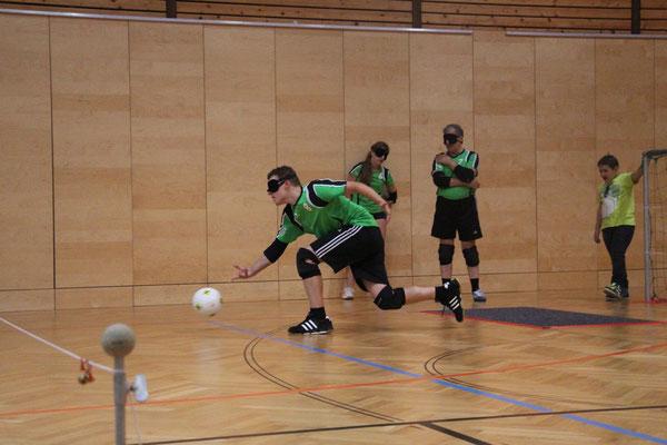 Martin beim Penalty