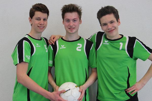 Eines unserer beiden u20-Teams: Team TB Glarus 11 Glärnisch