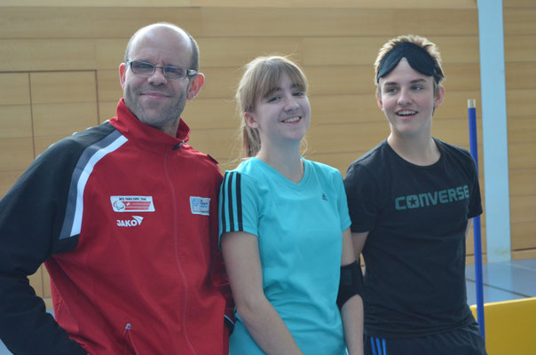 Thomas, Ramona und Moritz