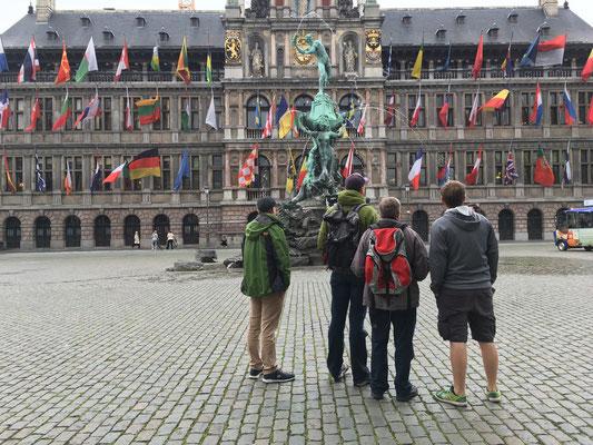 Schönes Antwerpen