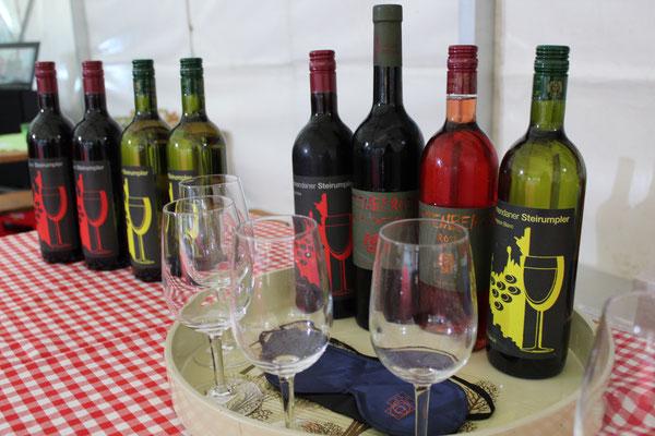 Wein Blind-Degustation
