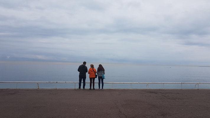 La mer!