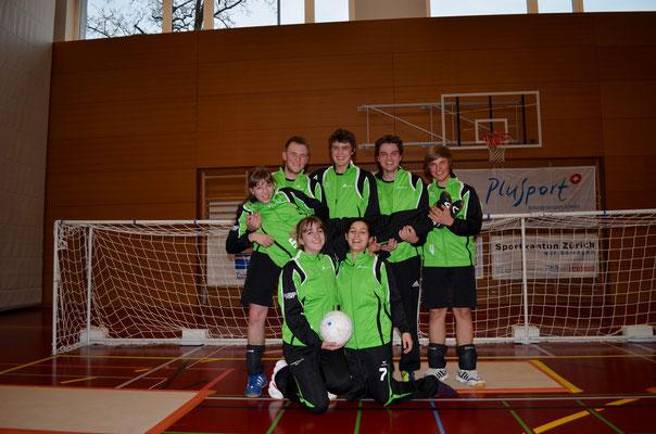 Das U20-Team