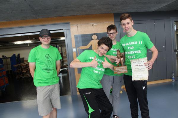 Sieg für Team Glärnisch!