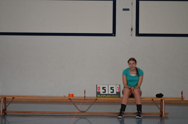 Coach Larissa