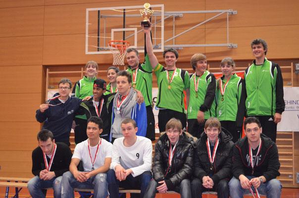 U20: Schweizermeister!