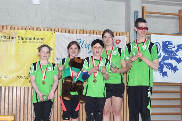 Bronze für u14-Team