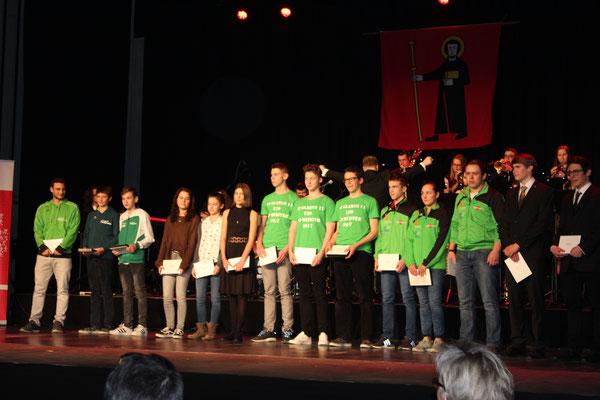 """TB Glarus 11 Jugend holt sich den 2. Platz in der Kategorie """"Nachwuchsteams""""!"""