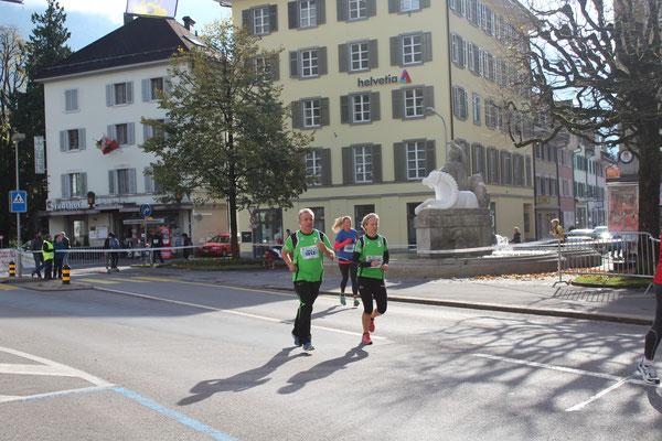 Fritz und Madeleine