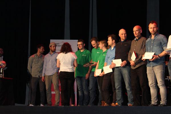 """TB Glarus 11 ist auch in der Kategorie """"Teams"""" nominiert!"""