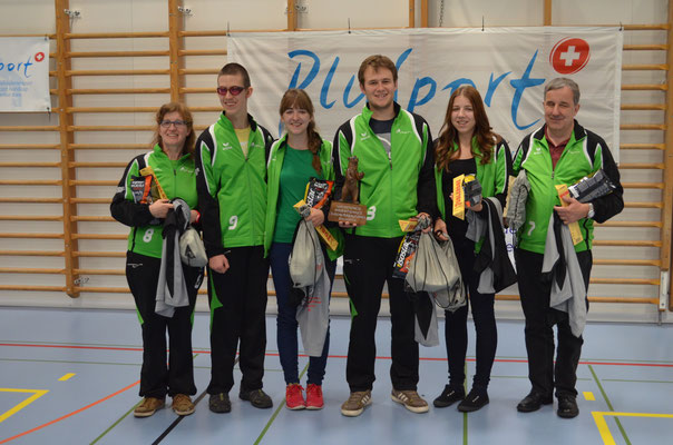 Team Glärnisch: Turniersieg!