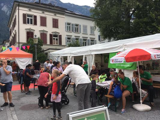 Das TB Glarus 11-Festzelt lebt!