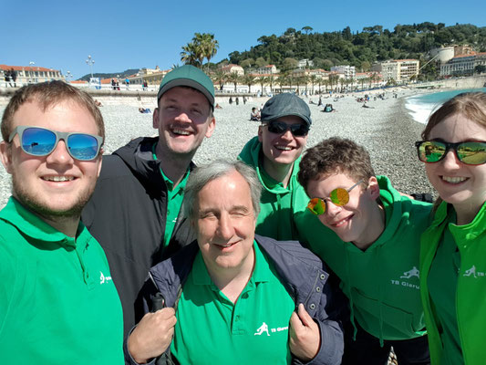 TB Glarus 11 in Nizza!