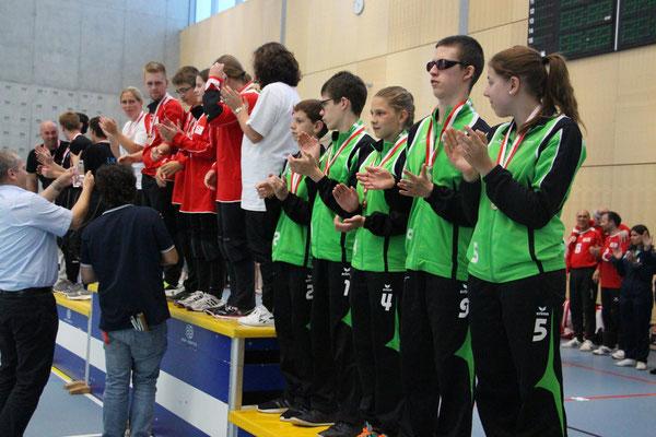 Bronze für TB Glarus 11 Jugend