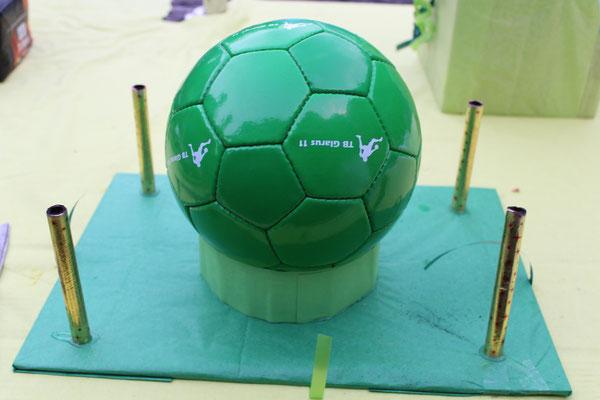 Der offizielle TB Glarus 11-Ball! :)