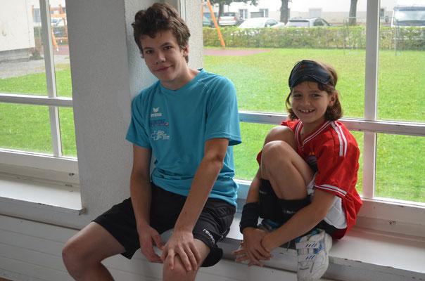 Joel und Miro