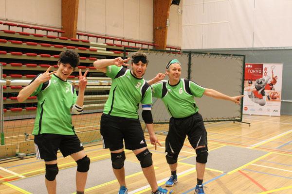 Das Herrenteam ;)