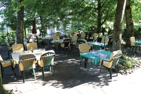 Waldschenke Sankt Niklaus - Restaurant «au Provencal», 2564 Bellmund