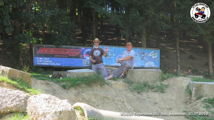 Wildlife Experience Amstetten 2019
