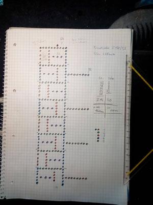 Schneeketten für RC-Scale Crawler, Axial, MST, RC4WD, Vaterra, Reifen, Winter, Schnee