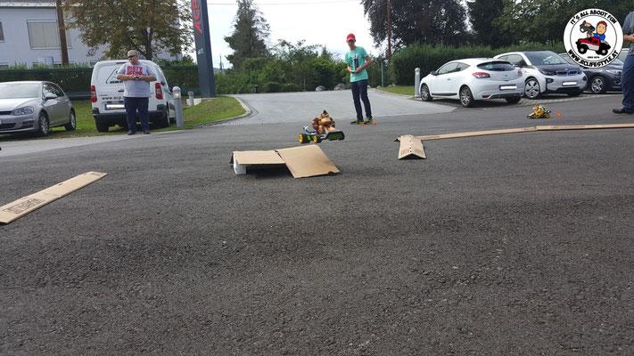 Carrera RC Mario Kart Turnier