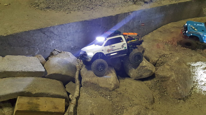 SCX10 Dodge Ram, Marco's Blog Edition