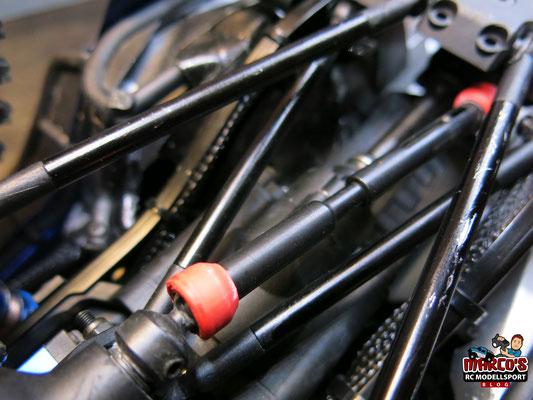 MST CFX-W Stahl Antriebswellen/Kardanwellen