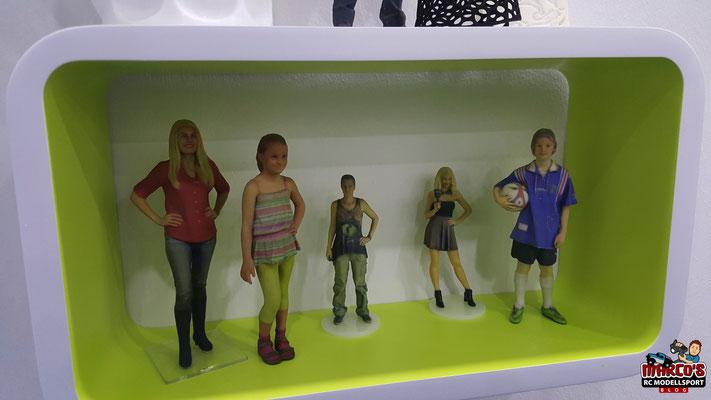 3D ConceptArt, Miniatur Figuren, Scale Figuren, Wunschanfertigung