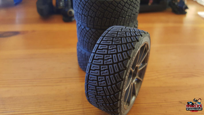 MST XXX Rally Reifen