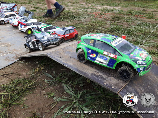 Trotina RC Rally 2019 & RC Rallysport in Tschechien