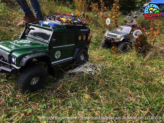 Wildlife Experience - Schöckl, The Final Chapter powered by RC4WD
