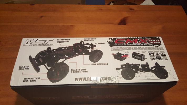 MST CMX Ford Bronco Schachtel #2