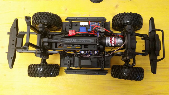 Traxxas TRX4 - Scalecrawler