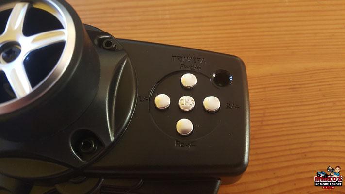MST TX30 Fernsteuerung und MST XTR02 Empfänger