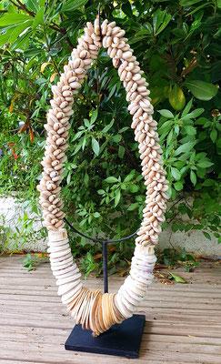 Collar de conchas Indonesia (Kina) Indonesian shell necklace