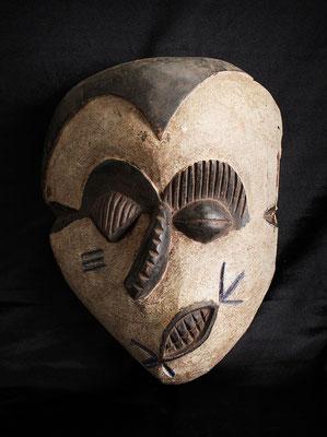 Mascara africana (Mbuya Pende - Congo) African Mask / Oddities