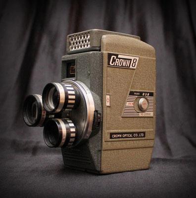 Crown 8 model E3B 8mm
