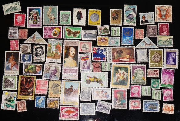 Lote sellos antiguos
