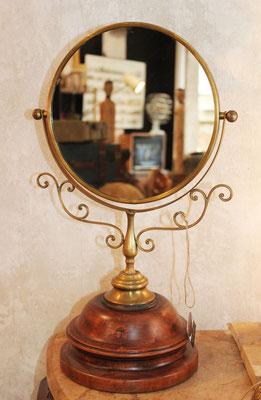 Antiguo espejo de tocador (circa 1900) Antique dressing table mirror