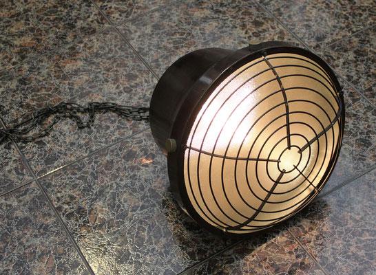 Iluminación industrial (Vintage) Industrial lighting -G