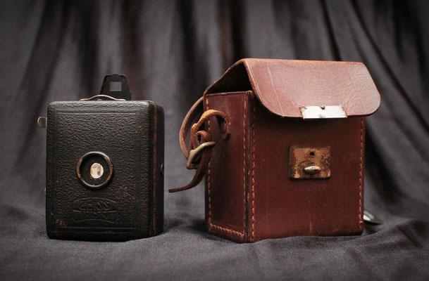 Zeiss Ikon Box-Tengor A8
