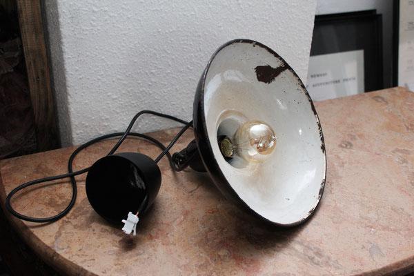 Lampara industrial vintage (original) Vintage industrial lamp