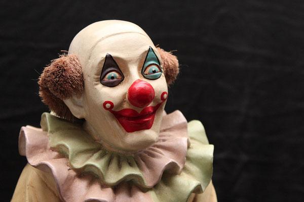 Payaso de colección (Jun Asilo) Clown of collection / Oddities